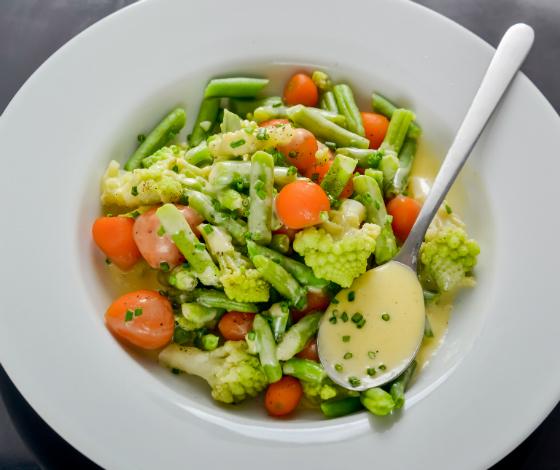 Salata Romanesco Jardiniere