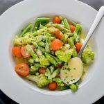 salata romanesco