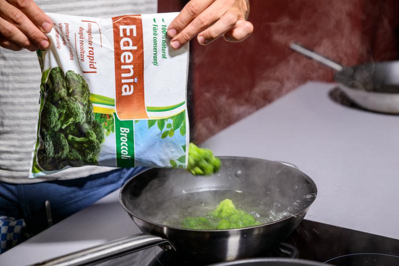 File de cod in aspic cu legume Edenia