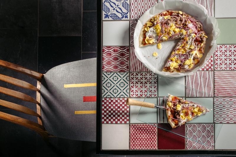 Pizza Margherita (10)